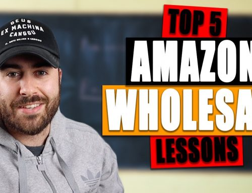 5 Lessons Amazon FBA Wholesale